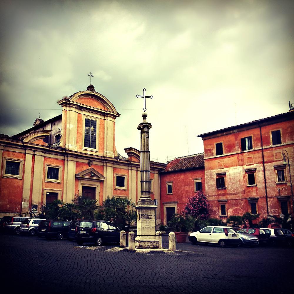 S. Francesco a Ripa (trastevere)
