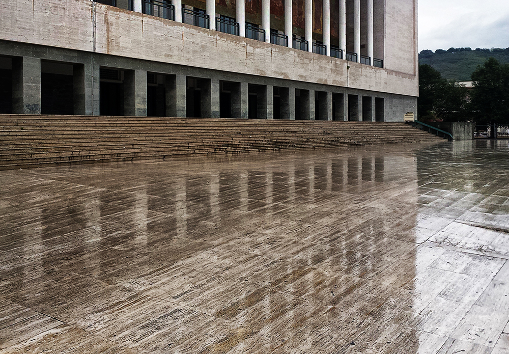 Dirty rain
