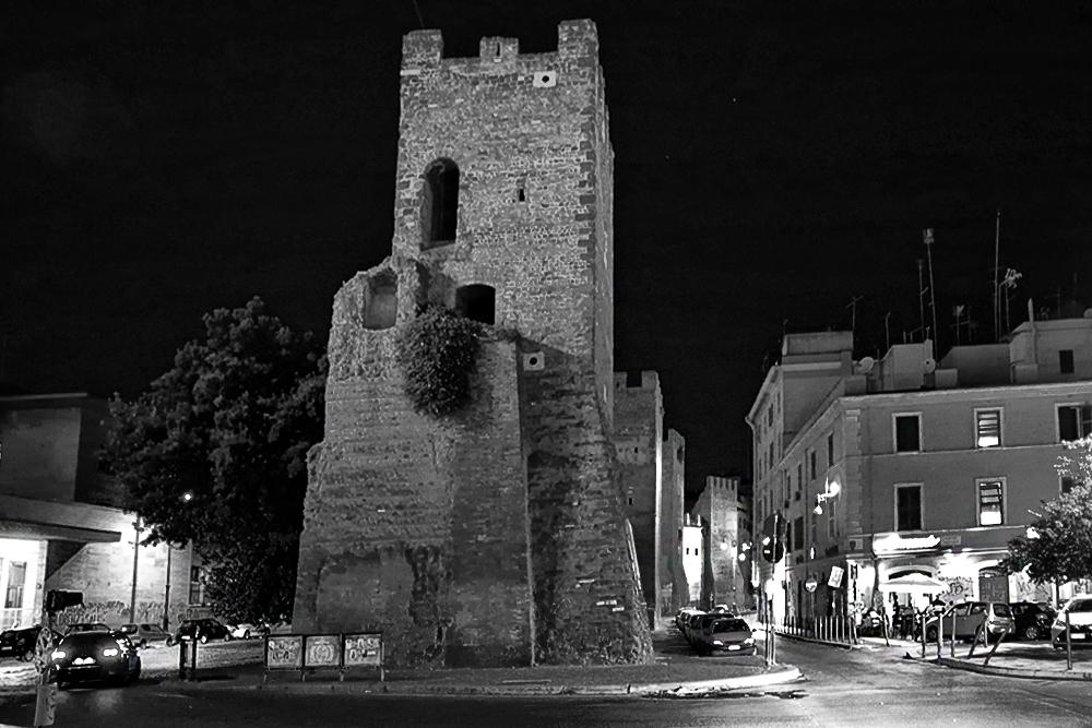 rome, monochrome, quartieri