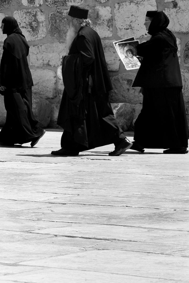 Procession of faith