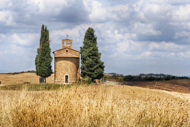 "Chapel of the ""Madonna di Vitaleta"" 2"