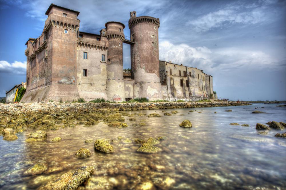 S. Severa castle.