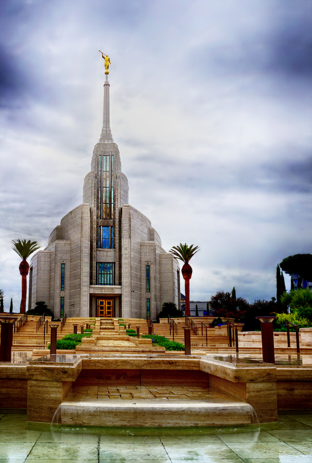 The Rome Temple