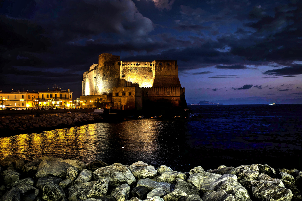 One night to Naples