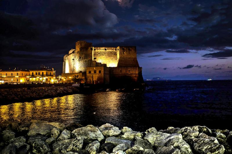 One night to Naples