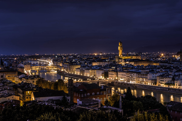 another night (in Florence)