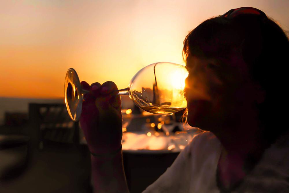 ...a sip of sun