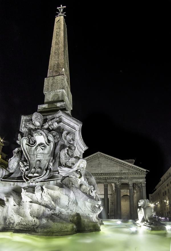 Pantheon square