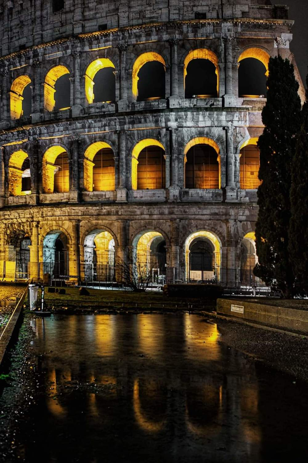 Rome in the time of lockdown