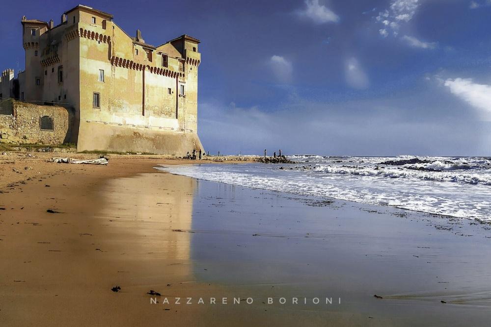 S. Severa castle