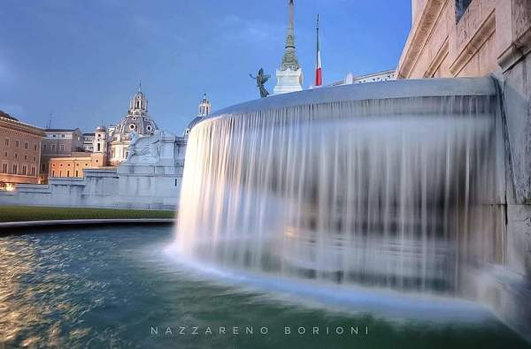 Tirreno fountain