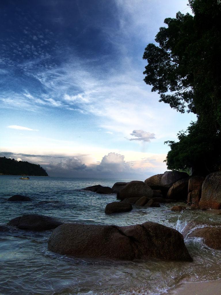 Morning@Nipah Bah, Pangkor Island