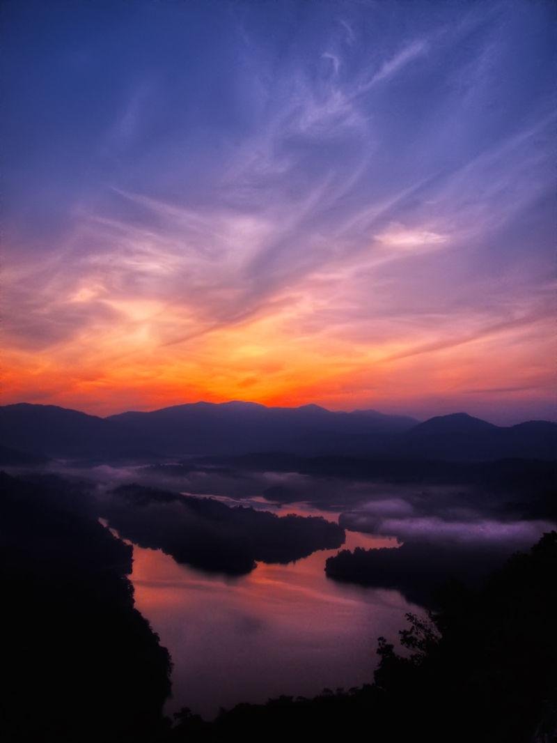 sunrise @Bukit Tabur