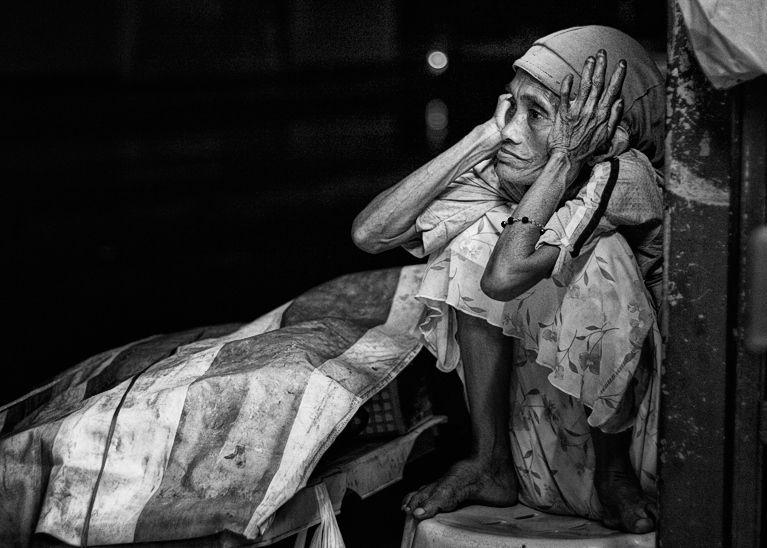 hardship in sandakan