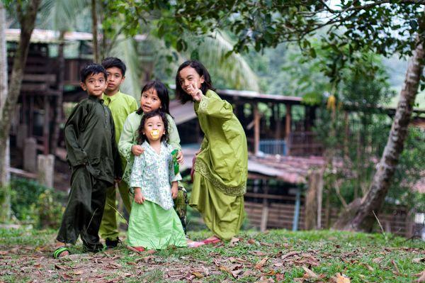 chuya & cousins on Eid-ul-Fitr