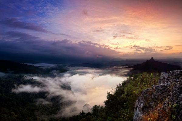Bukit Tabur sunrise