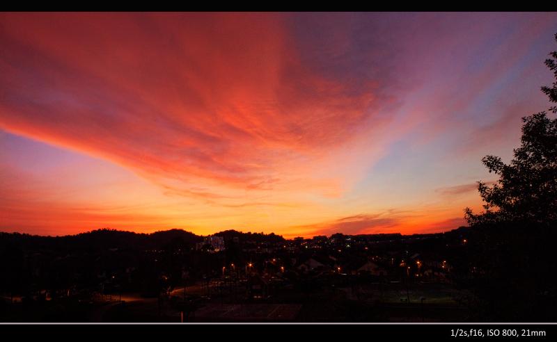 Kinrara Sunset