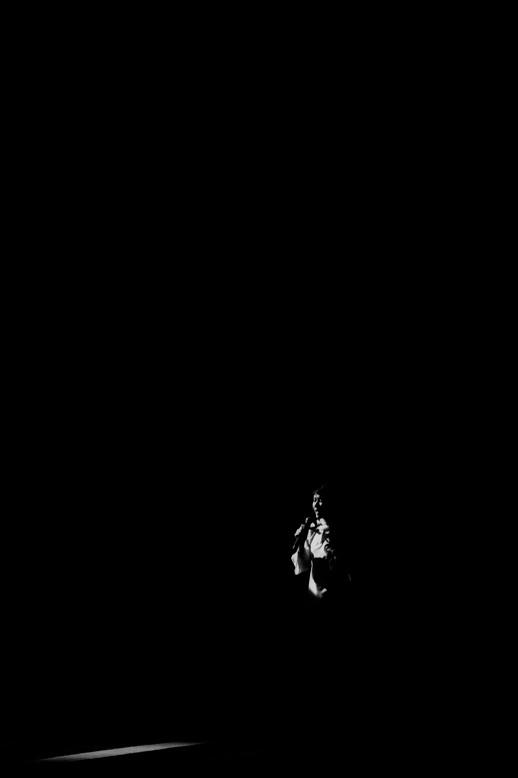singin' in the dark