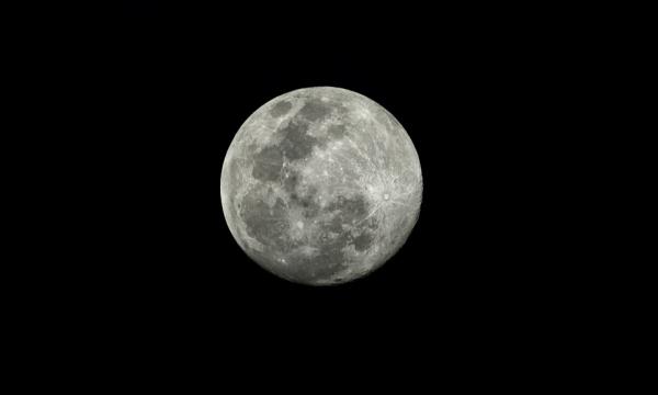 november mooning