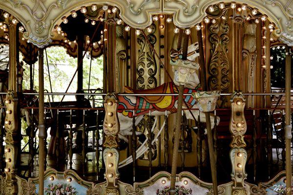 Manege du Sacré Coeur, Paris Juin 2009