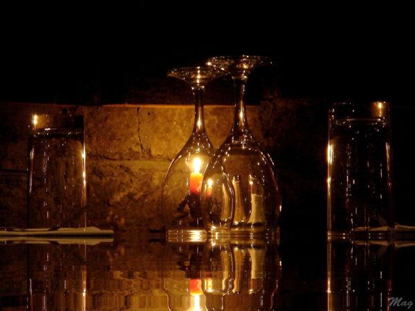 A la lueur des bougies, Galway