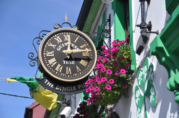 Dingle Clock