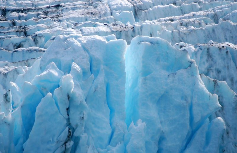 portage glacier