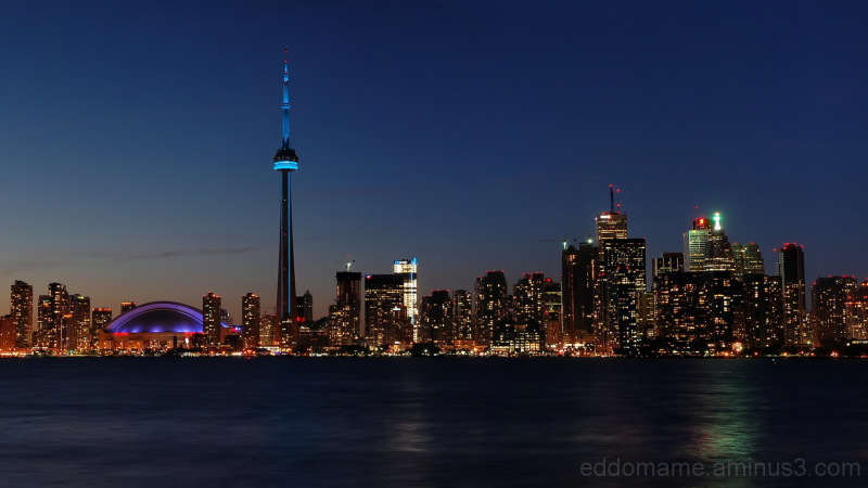 Torontonian skyline