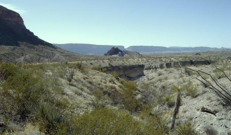 Tuft Canyon