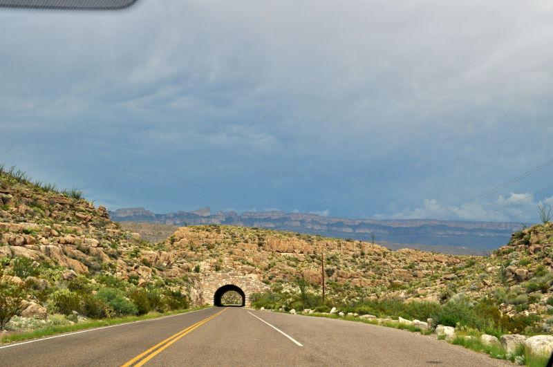 rio grande tunnel