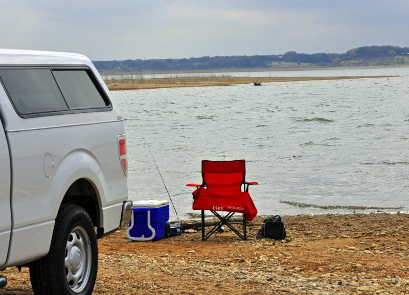 Lake Whitney State Park 2011