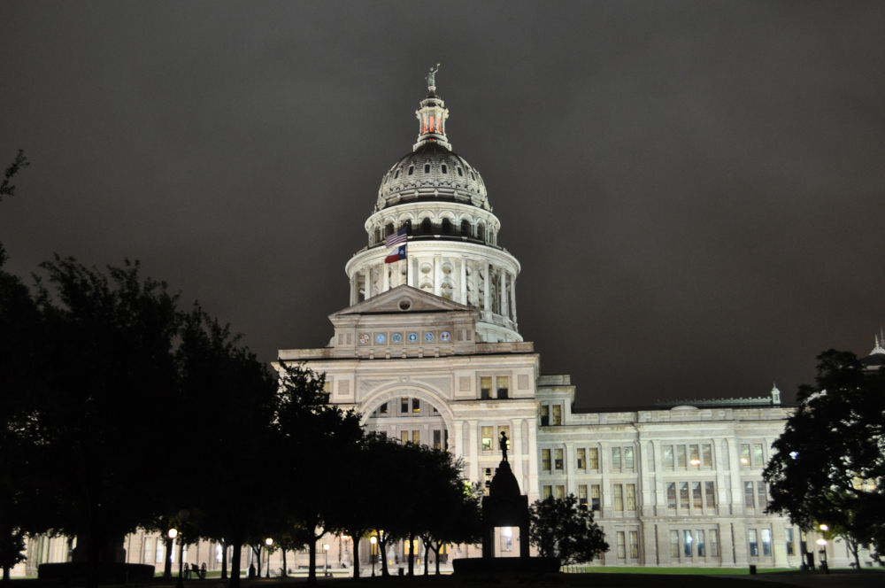 austin capitol building
