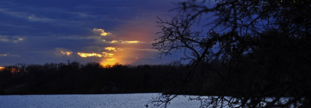 Lake Mineral Wells State Park 2011
