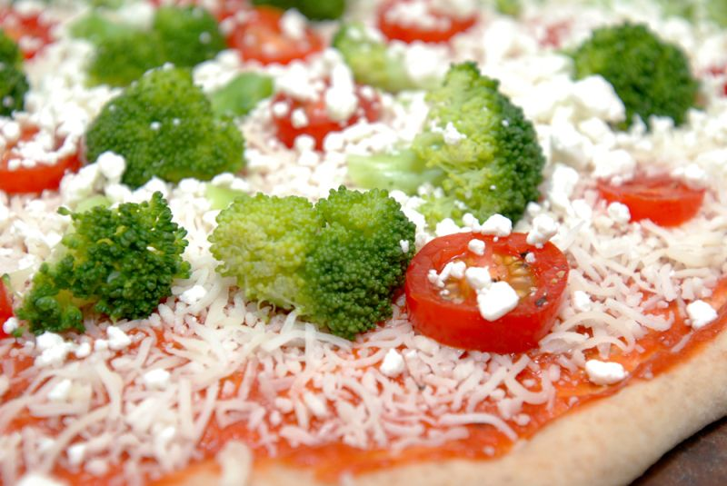 Healthy Pizza