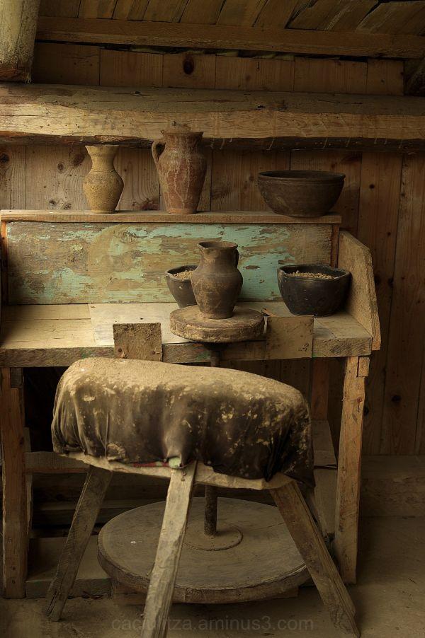 Forgotten craft