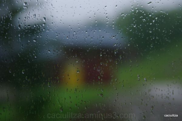 Rainy day @ camp...