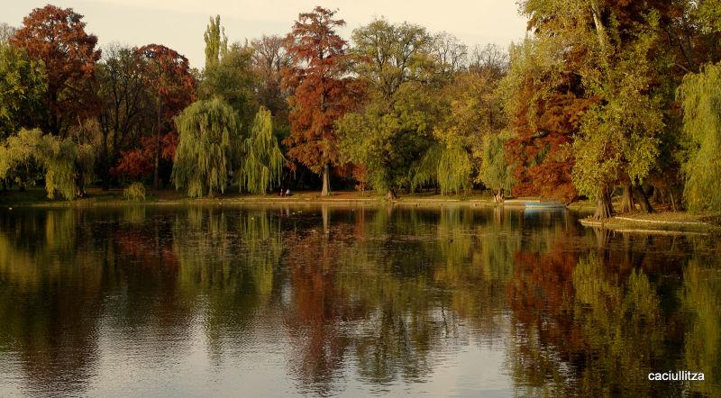 Autumn in Bucharest