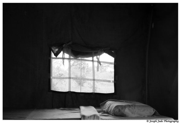 Night stay tent
