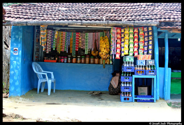Road side shop