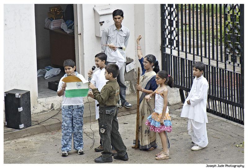 Independence day celebration