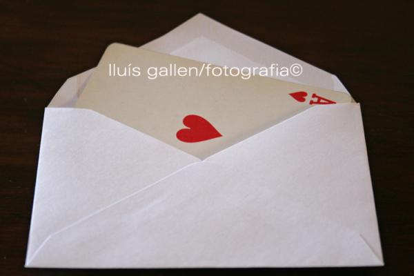 carta d'amor
