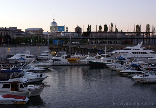 Montreal Iacht Harbour