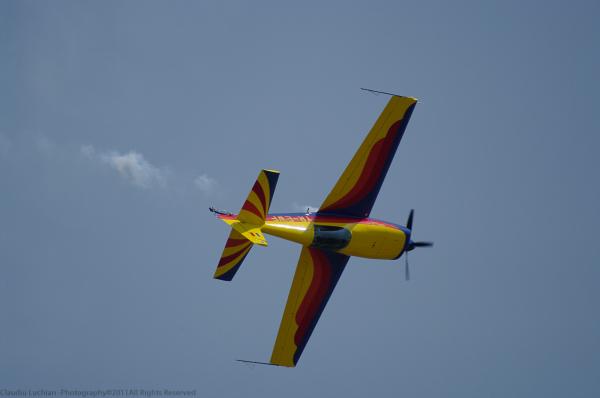 Airshow Otopeni 2011