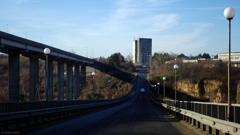 Ruse-bridge