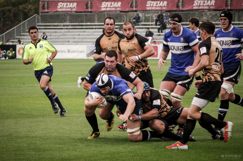 AMLIN Challenge Cup Rugby