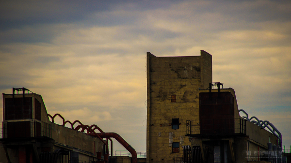 industrial, waste
