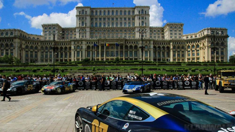 Gumball 3000 at Bucharest