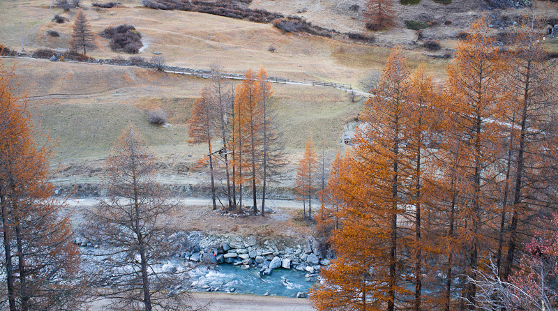 River in Zermatt
