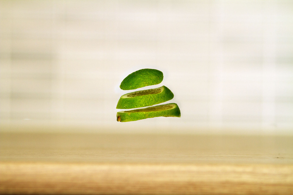 Levitating Lime