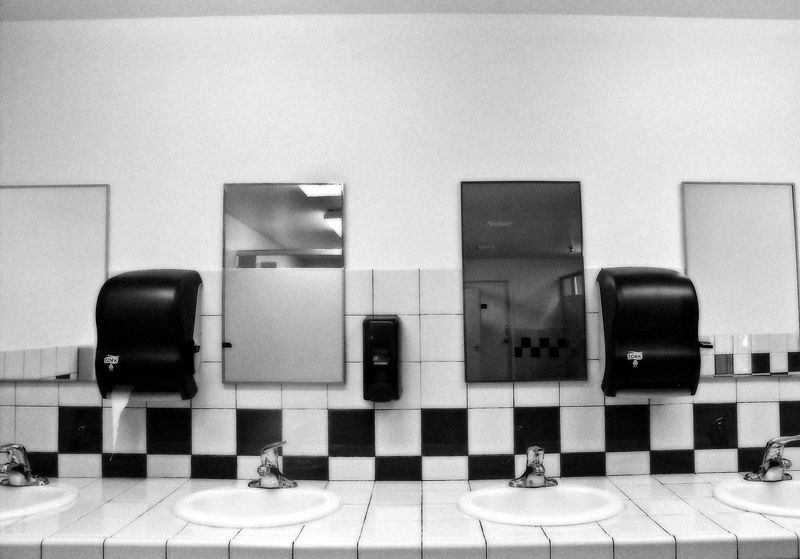 Restroom at the Ventura County Fairgrounds